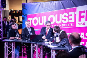Inauguration Foire Exposition Toulouse(14)