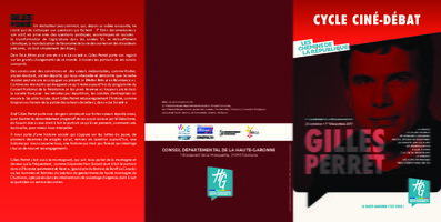 programme cycle gilles perret