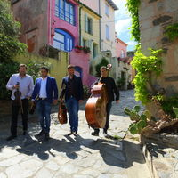 Photo 4tet - Copyright Hugues Argence