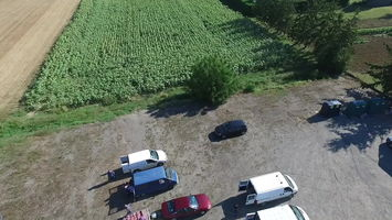 Village de Cadours - Images Drone SD